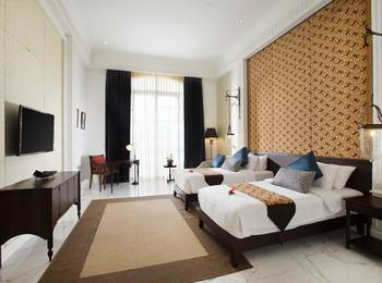 Plataran Heritage Borobudur Hotel Magelang - Deluxe Premiere Deal Of The Day