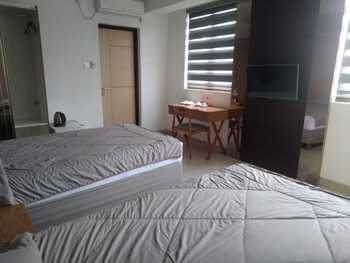 City Edge Guest House Sumedang - Superior Room Twin Regular Plan