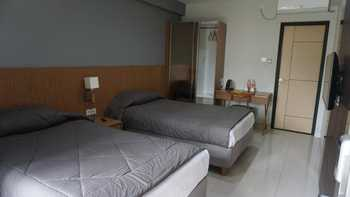 City Edge Guest House Sumedang - Standard  Twin Room Only Regular Plan