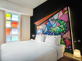 MaxOne Hotel Surabaya - Happiness King Bed Room Only 12feb-31Augt PROMO