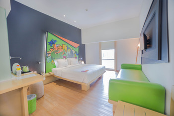 MaxOne Hotel Surabaya - Warmth King Bed Room Only 12feb-30DES2021PROMO