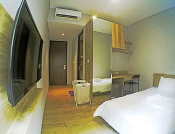 M Social Tangerang - Small Double Room Regular Plan