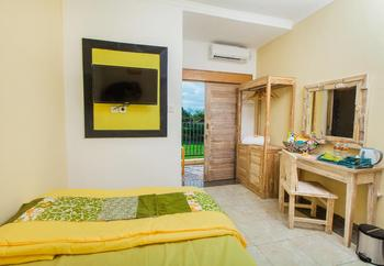 Ku.Nau Bali Homestay Bali - Standard Double Room Only Regular Plan