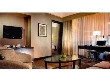 Hotel Ciputra Semarang managed by Swiss-Belhotel Int'l Semarang - Junior Suite Room Regular Plan
