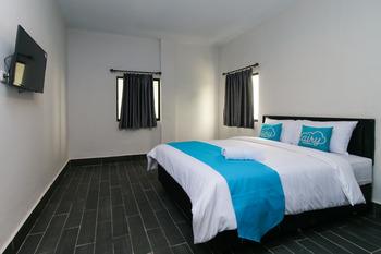 Airy Panam HR Soebrantas KM 8.5 Pekanbaru Pekanbaru - Deluxe Double Room with Breakfast Regular Plan