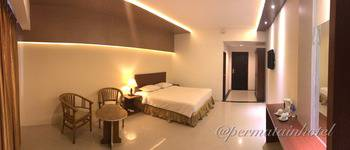 Hotel Permata In Banjarmasin - Deluxe King Room Only Promo 24 Hour