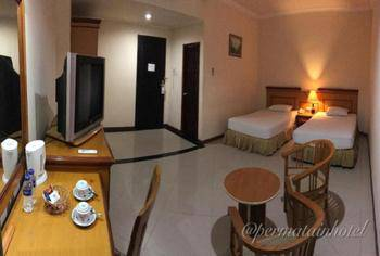 Hotel Permata In Banjarmasin - Superior Twin Room Only Regular Plan