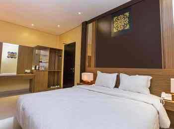 WG Hotel Ungasan Bali - Suite Room Regular Plan