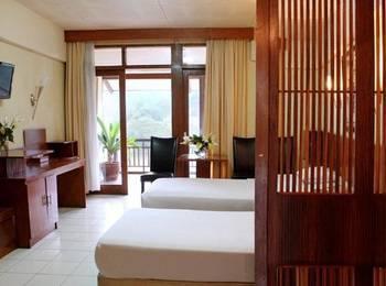 Hotel Pardede Ariandri Puncak Bogor - Deluxe Room Regular Plan