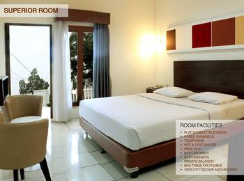 Hotel Ariandri Puncak Bogor - Superior Room Regular Plan