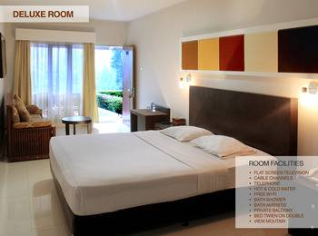 Hotel Ariandri Puncak Bogor - Deluxe Room Regular Plan