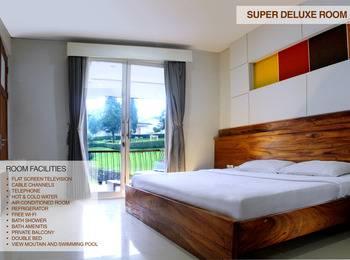 Hotel Ariandri Puncak Bogor - Super Deluxe Room Regular Plan