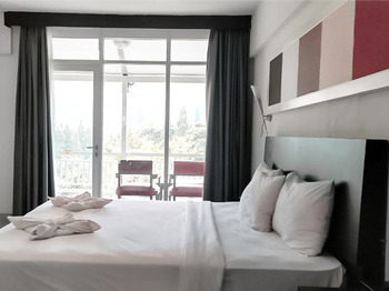 Hotel Ariandri Puncak Puncak - Super Deluxe Mountain View healthy staycation