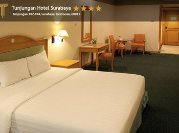Hotel Tunjungan Surabaya - Deluxe Double Over Stay DSuite
