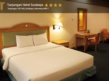 Hotel Tunjungan Surabaya - Deluxe Double Regular Plan
