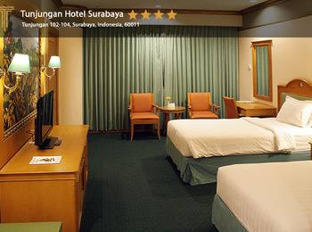 Hotel Tunjungan Surabaya - Superior Twin Room Only P Promo Daily 8%