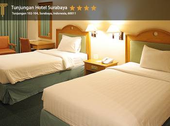Hotel Tunjungan Surabaya - Superior Twin Room Only  SPC RO