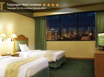 Hotel Tunjungan Surabaya - Superior Twin P Regular Plan