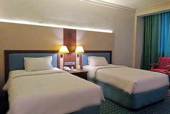 Hotel Tunjungan Surabaya - Deluxe Premier Twin IED