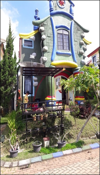 Villa Kota Bunga NA2-21