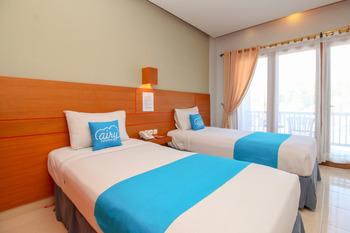 Airy Legian Padma Utara Bali Bali - Deluxe Twin Room Only Special Promo 5