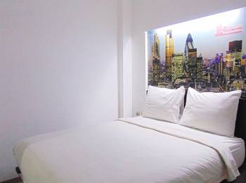 Smart Hotel Jakarta - Compact No Window Room Only Regular Plan