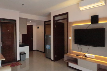 Apartement Gateway Pasteur 2 Bed by Mike Living