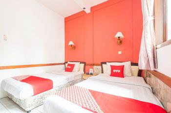 OYO 1945 Hotel Bali Near RS Muhammadiyah Bandung - Suite Twin Regular Plan