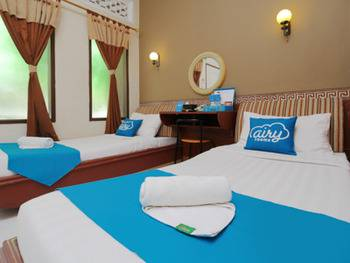 Airy Dimoro Batanghari Blitar - Super Deluxe Twin Room Only Special Promo Aug 28