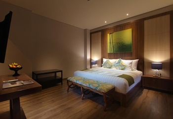 The Kirana Canggu Hotel Bali - Kirana Suite Room BASIC MINUMUN 3 NIGHTS