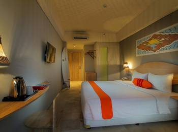 Koa D Surfer Hotel Bali - Superior Room Only Special Offer 50% Discount