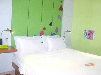 MaxOne Hotel Sabang - Happiness Standard Room Only Regular Plan