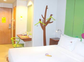 MaxOne Hotel Sabang - Max Happiness Double - Room Only   Regular Plan