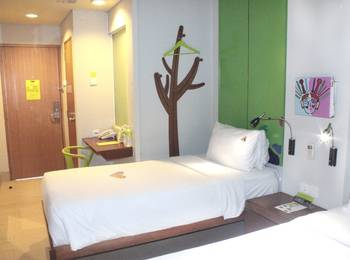 MaxOne Hotel Sabang - Max Happiness Twin - Room Only (Smoking) MAX DEAL