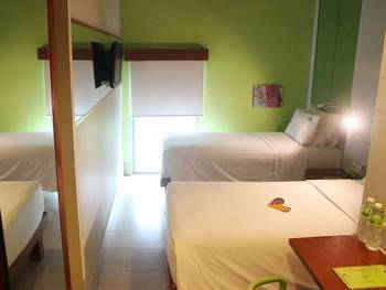 MaxOne Hotel Sabang - Happiness Twin - Room Only Promo HEPI