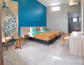 S'Agung Suite Bali - Deluxe Room Basic deal 20%