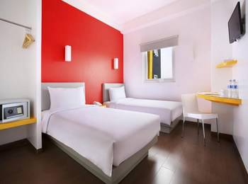 Amaris Hotel Ponorogo - Smart Room Twin Offer 2020 Regular Plan