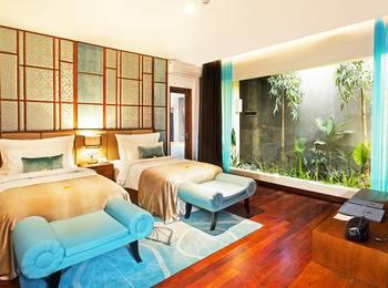 The Leaf Jimbaran - Two Bed Room - Sage Villa Regular Promotion 20% off