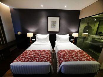 Suni Hotel & Convention Abepura managed by Parkside Jayapura - Deluxe Twin Room Regular Plan
