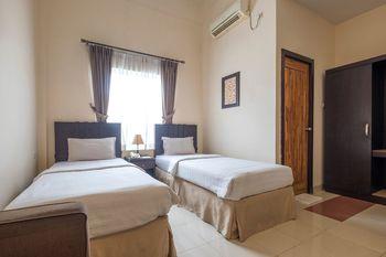 AsiaHotel Makassar - Standard Twin Regular Plan