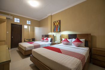 OYO 612 Dante Guesthouse Bali - Suite Family Regular Plan