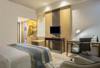 Swiss-Belhotel Papua Jayapura - Deluxe Double Regular Plan
