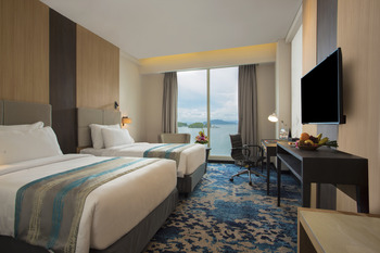Swiss-Belhotel Papua Jayapura - Deluxe Twin - Room Only Regular Plan