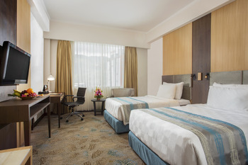 Swiss-Belhotel Papua Jayapura - Superior Twin - Room Only Regular Plan