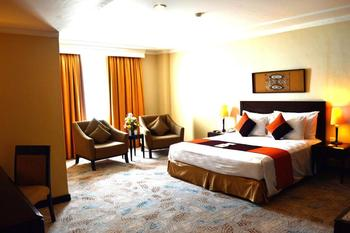 Swiss-Belhotel Papua Jayapura - Executive Suite Hill View - Room Only Regular Plan