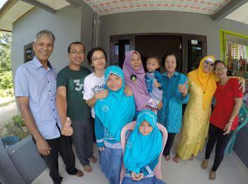 Homestay Belitung-Pak mai