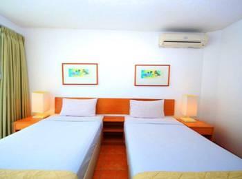 Concordia Hotel  Bandung - Deluxe Twin Regular Plan