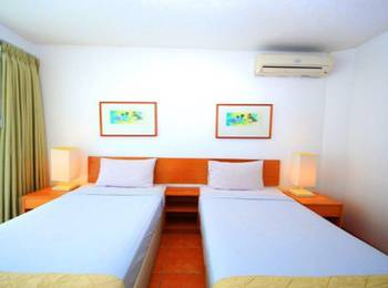 Concordia Hotel  Bandung - Deluxe Twin Room Only Regular Plan