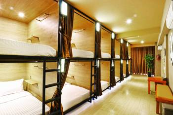 VK Pods Bandung - Double Mix Pods Last Minute Booking