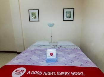 NIDA Rooms Mantrijeron Tugu Station - Double Room Single Occupancy Special Promo